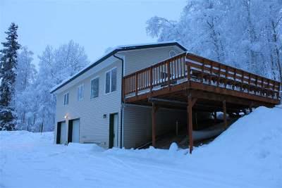 Fairbanks AK Single Family Home For Sale: $269,900