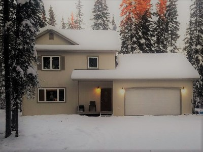 North Pole Single Family Home For Sale: 1830 Mt. Wrangell Street