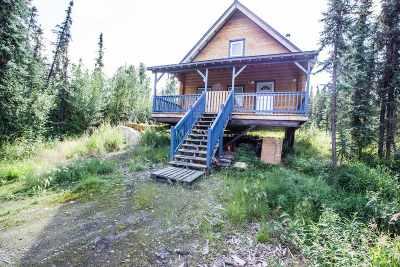 Fairbanks Single Family Home For Sale: 1375 Tatica Court