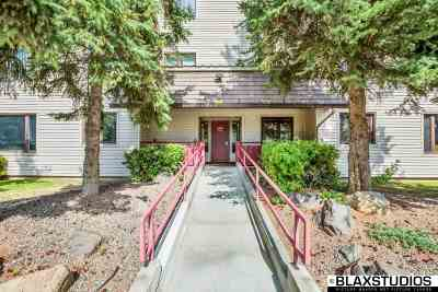 Fairbanks North Star Borough Condo/Townhouse For Sale: 666 11th Avenue