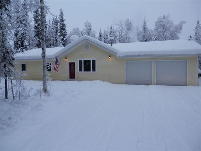 NORTH POLE Single Family Home For Sale: 3086 Nate Circle