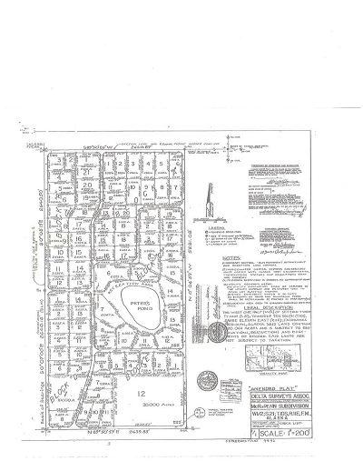 Delta Junction Residential Lots & Land For Sale: L9 Triple H Road