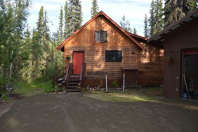 Fairbanks Single Family Home For Sale: 1220 Miller Hill Road Extensio