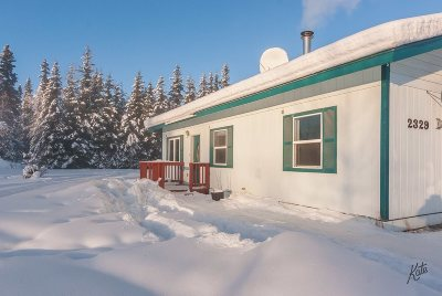 North Pole Single Family Home For Sale: 2329 Onyx Road