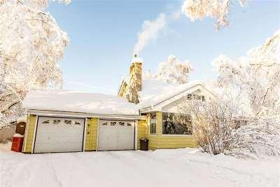 Fairbanks AK Single Family Home For Sale: $239,900