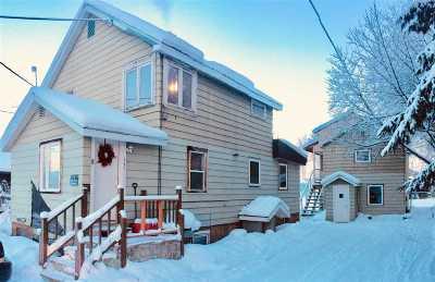 Fairbanks AK Multi Family Home For Sale: $239,900