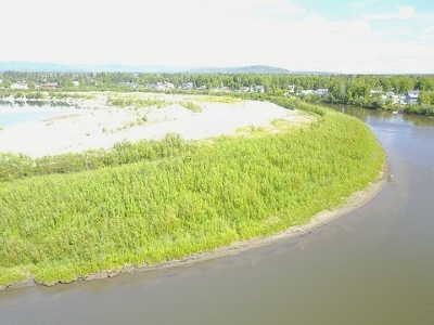 Fairbanks Residential Lots & Land For Sale: Nhn Chena River