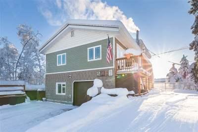 Fairbanks AK Single Family Home For Sale: $289,900
