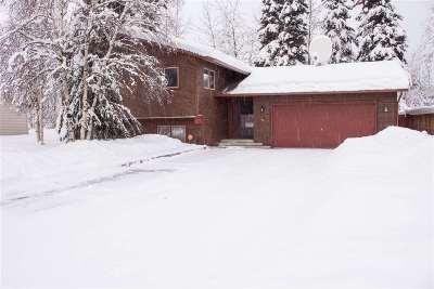 Fairbanks AK Single Family Home For Sale: $264,900