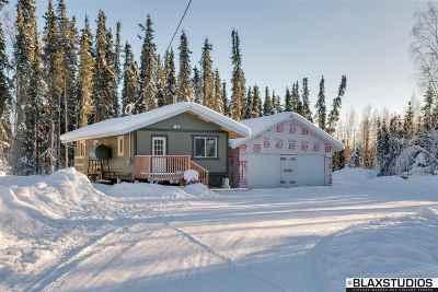 Fairbanks Single Family Home For Sale: 250 Bote Lane