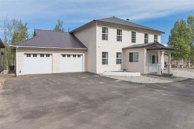 Single Family Home For Sale: 3516 Sawmill Creek Road