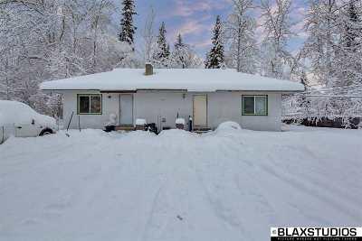 Fairbanks Single Family Home For Sale: 505 B Street