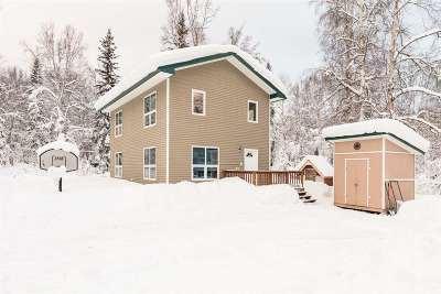 Fairbanks Single Family Home For Sale: 700 Wayne Williams Lane