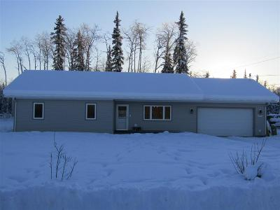 North Pole AK Single Family Home For Sale: $253,000