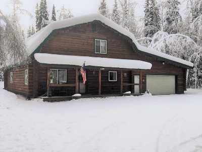 NORTH POLE Single Family Home For Sale: 3015 Sandy Road