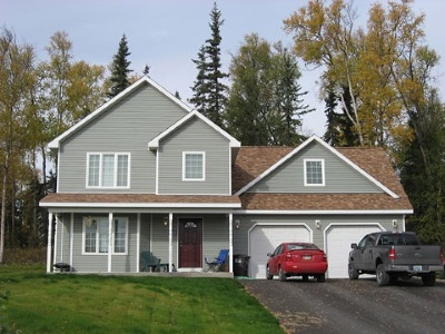 NORTH POLE Single Family Home For Sale: L2 B6 Timberbrook Drive