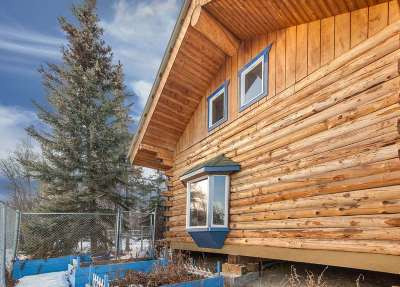 Fairbanks AK Single Family Home For Sale: $169,000