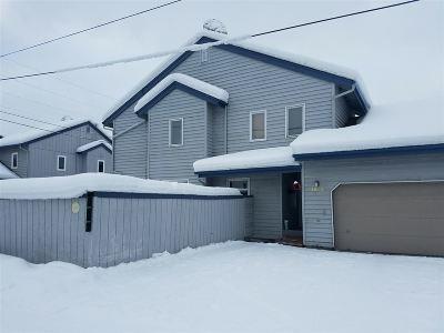 Fairbanks AK Condo/Townhouse For Sale: $125,000