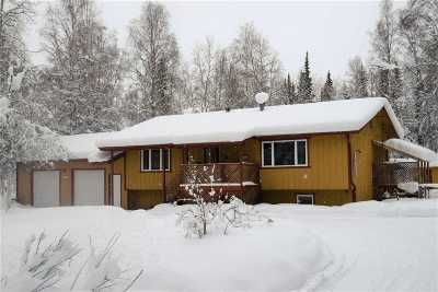 NORTH POLE Single Family Home For Sale: 2610 Gold Street