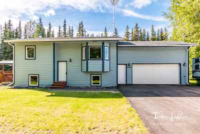 NORTH POLE Single Family Home For Sale: 2489 Mission Road