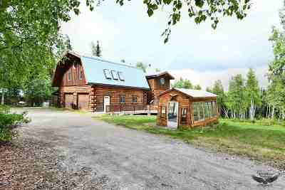 Fairbanks North Star Borough Single Family Home For Sale: 450 Hagelbarger Avenue