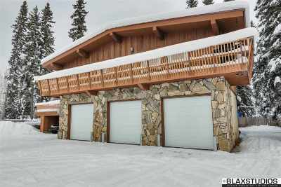 NORTH POLE Single Family Home For Sale: 884 Dennis Road
