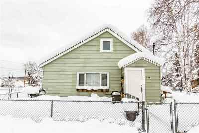 Fairbanks Single Family Home For Sale: 703 Fulton Street