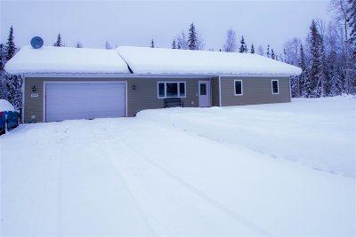 NORTH POLE Single Family Home For Sale: 3800 Sangria Avenue