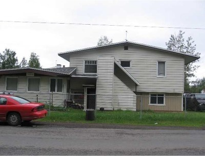 Fairbanks Multi Family Home For Sale: 2008 Gillam Way