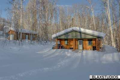 Fairbanks AK Single Family Home For Sale: $184,900