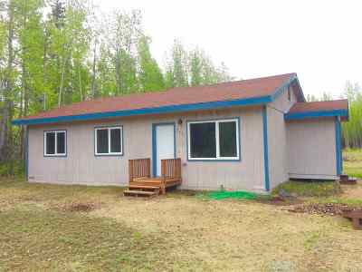 North Pole AK Single Family Home For Sale: $168,500