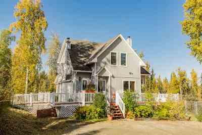 Fairbanks AK Single Family Home For Sale: $360,000