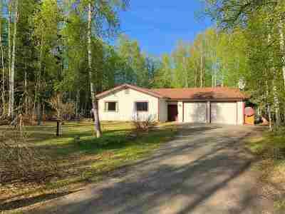 Fairbanks AK Single Family Home For Sale: $209,900
