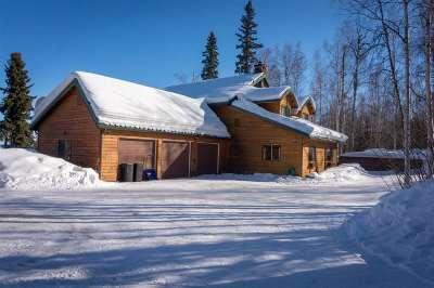 Fairbanks AK Single Family Home For Sale: $469,900