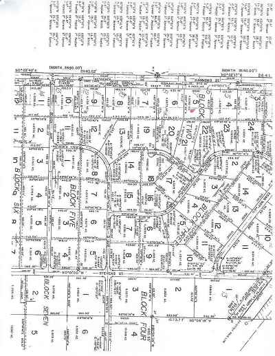 Delta Junction Residential Lots & Land For Sale: L5 B2 Hammond Street