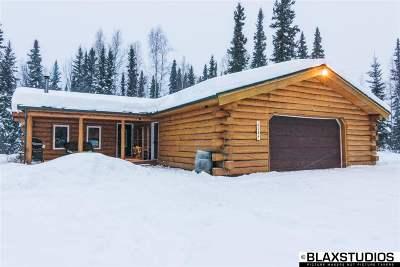Salcha AK Single Family Home For Sale: $275,000