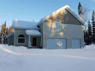 North Pole AK Single Family Home For Sale: $364,500