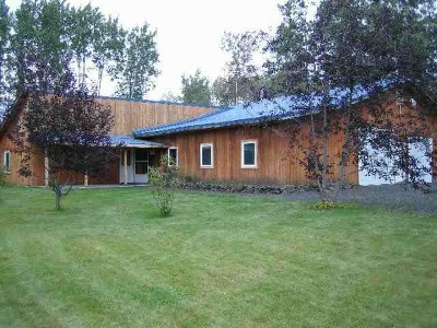 North Pole AK Single Family Home For Sale: $279,900