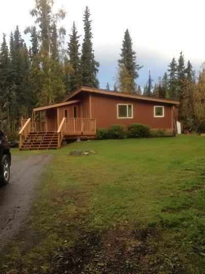 Fairbanks AK Single Family Home For Sale: $159,900