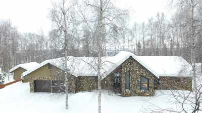 Fairbanks AK Single Family Home For Sale: $549,900