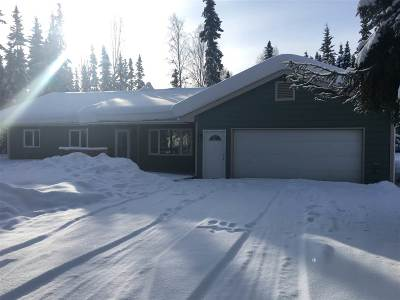 North Pole AK Single Family Home For Sale: $284,900