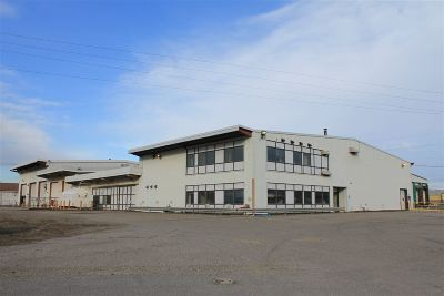Commercial For Sale: 730 Old Steese Highway