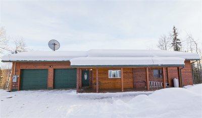 Fairbanks AK Single Family Home For Sale: $465,000