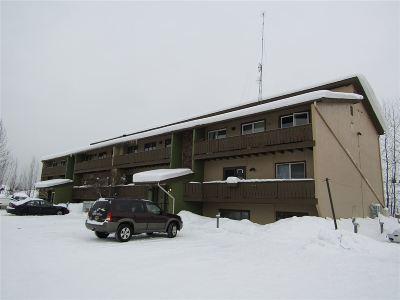 Fairbanks AK Condo/Townhouse For Sale: $79,900