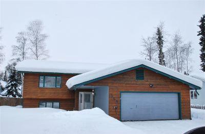 Fairbanks AK Single Family Home For Sale: $295,000