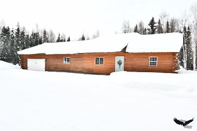 Single Family Home Pending: 3920 Tanada Road