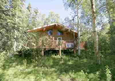 Fairbanks AK Single Family Home For Sale: $185,000