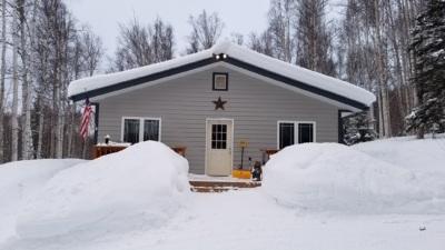 Fairbanks AK Single Family Home For Sale: $219,900