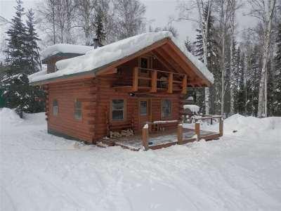 Fairbanks AK Single Family Home For Sale: $199,900