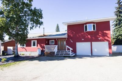 Fairbanks AK Single Family Home For Sale: $299,000
